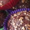 Chokolade muffins til 2 personer