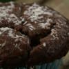 Chokolade muffins med kokos