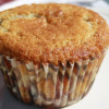 Amerikanske muffins med ribs og chokolade