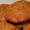Gulerodsmuffins