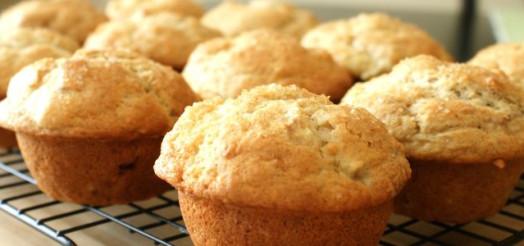 Muffins uden æg