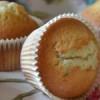 Vaniljemuffins med nutellafyld