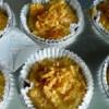 Bananmuffins med cornflakes