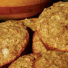 Muffins med pære