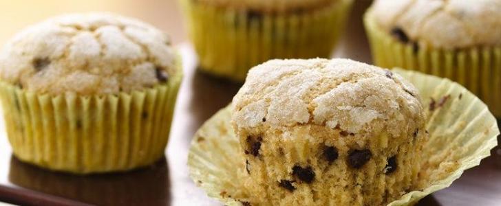 Post image for Chokolade muffins med banan