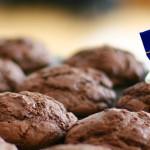 Chokolade muffins med Dumle