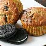 Muffins med Oreo