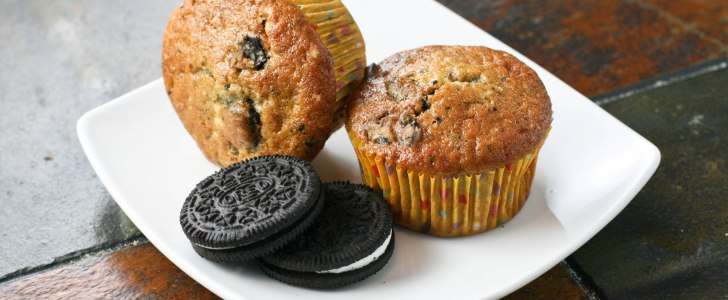 Post image for Oreo muffins