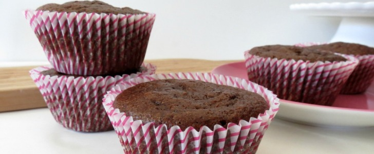 Post image for Glutenfri chokolademuffins