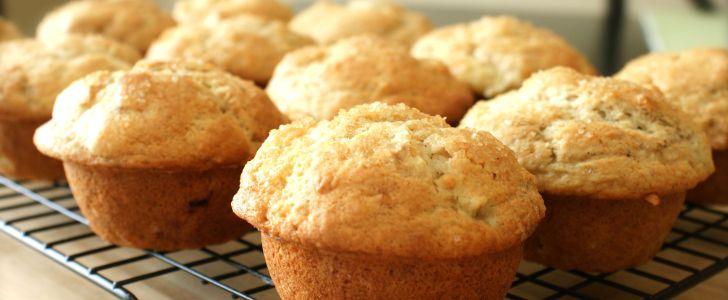 muffins uden smør